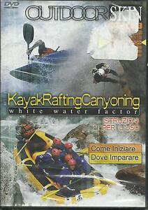 Kayak-Rafting-Canyoning-Instrucciones-Capucha-Per-L-039-Uso-Outdoor-Skin-2006