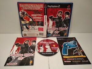 Vampire-Night-Jeu-PS2-PAL-francais-Complet-Tres-bon-etat