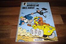 BENNI BÄRENSTARK #  4 -- ABENTEUER mit ONKEL HUBERT // Peyo / Carlsen  1995