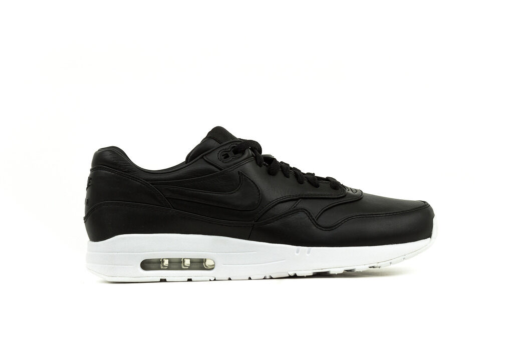 Uomo NIKE AIR MAXIM 1 SP BLACK/BLACK-WHITE 603546 001 SIZE 10.5 US NSW