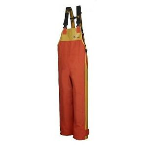 Guy cotten xtrapper bib trousers commercial foul weather for Commercial fishing gear