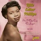 Am I That Easy To Forget? 1950-1962 by Little Esther Phillips/Esther Phillips (CD, Aug-2013, Jasmine Records)
