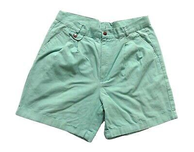Sincero Women's Donna Verde Pallido Verde Acqua Cotone Pantaloncini Retro 16-mostra Il Titolo Originale Rapida Dissipazione Del Calore