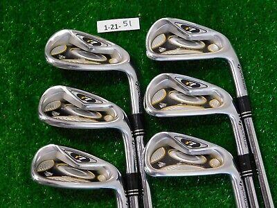 TaylorMade R7 TP Irons 5-P Dynamic Gold S300 Stiff Steel     eBay