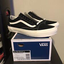 f7b1310347d4 item 1 Vans Vault OG Old Skool LX Black Marshmallow size 11.5 DS Authentic  Era -Vans Vault OG Old Skool LX Black Marshmallow size 11.5 DS Authentic Era
