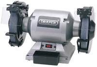 Draper 230V 200mm Heavy Duty Bench Grinder - 29621