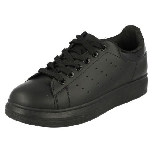 Chaussures à Black de F8r0194 pour lacets femmes chaussures sport RwzFZrRq