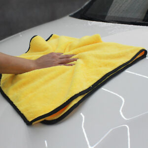 Large Size Super Absorbent Car Wash Microfiber Towel Car Cleaning Drying Cloth