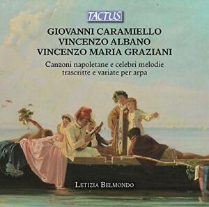 Letizia-Belmondo-Neapolitan-songs-and-famous-melodies-Letizia-CD