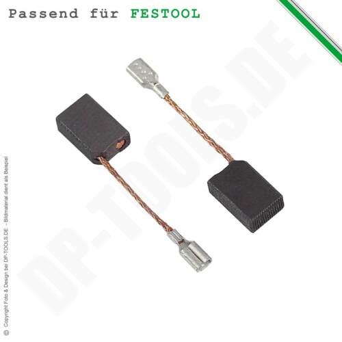 Carbon Brushes Carbon For Festo Festool Ro 90 DX FEQ 230V