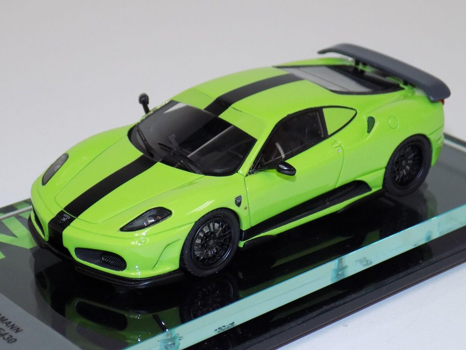 entrega rápida 1 43 ab Modelos Ferrari F430 Coupe Hamann en verde verde verde limitada a 25 ABB146  servicio honesto