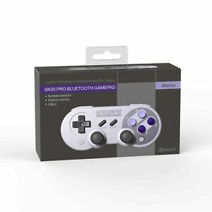 New 8bitdo Sn30 Pro Gamepad Controller For Nintendo Switch Windows Macos Android Ebay