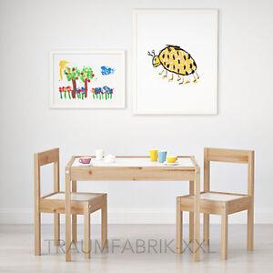 Ikea l tt tavolo per bambini 2 sedie tavolo bambini mobili per bambini seggiolino bambini - Mobili per bambini ikea ...