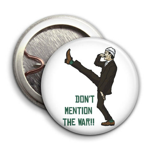 Monty Python - Button Badge - 25mm 1 inch - Life of Brian  Humour / Parody Style