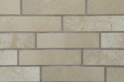 Baustoffe & Holz Gutherzig Klinker-riemchen Jurabeige 26x6,5 Deko Riemchen Fassadenkleberiemchen Heimwerker