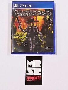Limited-Run-Games-72-PLAGUE-ROAD-PS4-PlayStation-4-NEW