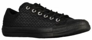 Leather Uomo Craft Sneaker Converse 5 5 6 Nib 8 Star Ox All Taglie Donna Nero fnxBfaIq