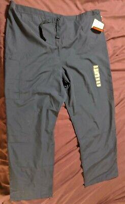 Cherokee Workwear Scrubs Pants Unisex Drawstring Cargo Pants 4100S Short