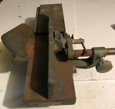 Vintage Wood Jointer By Atlas Press Company Model 541