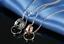 Coppia-collana-Anelli-Uomo-Donna-Unisex-cuore-incisione-personalizzata-acciaio miniatura 3