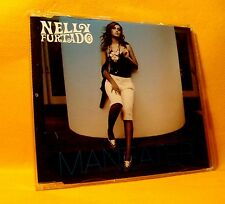 MAXI PROMO Single CD Nelly Furtado Maneater 2TR 2006 Hip Hop, RnB/Swing