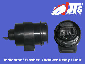 Flasher Relay For Honda 3 Pin Block