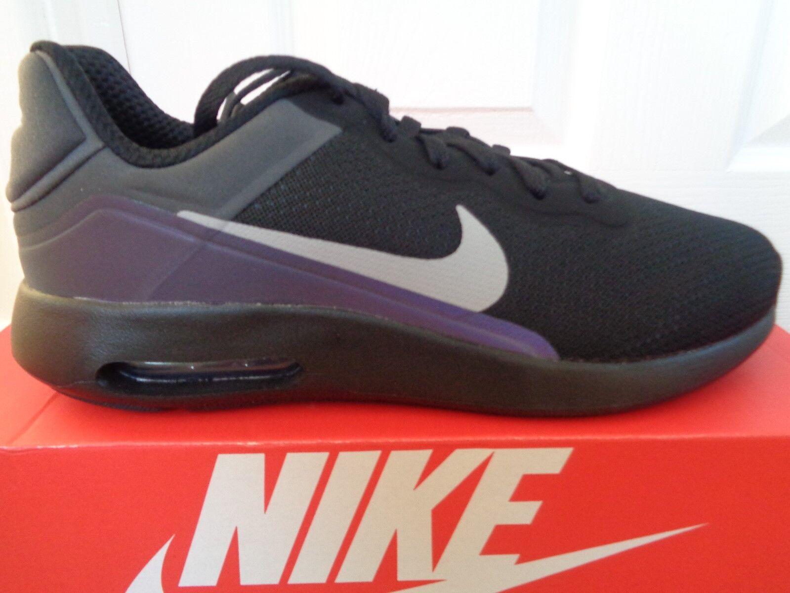 Nike AIR MAX moderno SE Sneaker Uomo 42.5 Sneaker 844876 003 EU 42.5 Uomo US 9 NUOVE 38176f