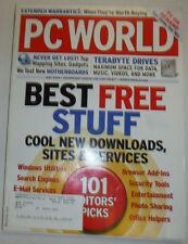 PC World Magazine Best Free Stuff Cool Downloads May 2006 032015R