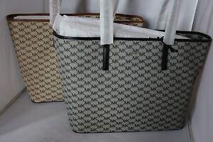 906d4f56b0c4 MICHAEL Michael Kors Studio Emry Large Top Zip Tote   Handbag ...