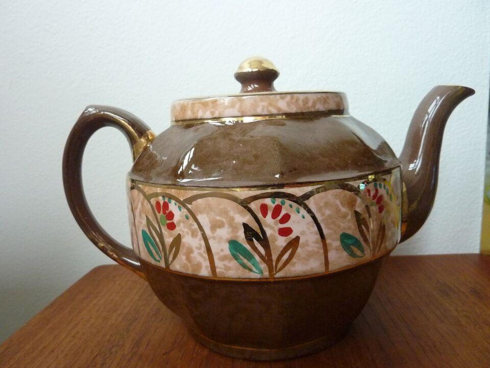 Porcelæn, tekande, Sadler England