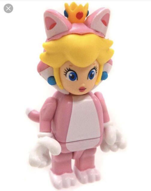 🇨🇦K'NEX🇨🇦 Super Mario Series 10 - [Cat Peach](Sealed)