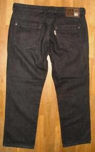 034-Joker-034-caballeros-jeans-034-Cash-on-delivery-034-en-negro-gris-en-aprox-w38-034-l29-034