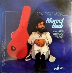 SEALED-Marcel-Dadi-LP-Travelin-039-Man-Guitar-World-GW-5-1977-Buddy-Emmons