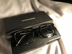 fb6baec242 Image is loading New-OLIVER-PEOPLES-OV5031-NDG-Eyeglasses-Black-53mm-