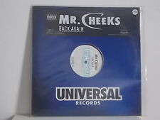 "Mr. Cheeks ‎- "" Back Again "" LP"
