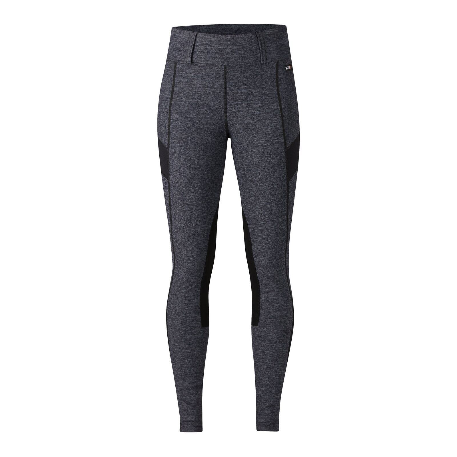 Kerrits Women's Power Sculpt Lightweight Riding Tights with color Panels