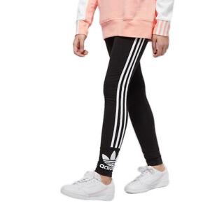 Adidas Originals Tight da Ragazza Nero Codice FM5686 - 9B