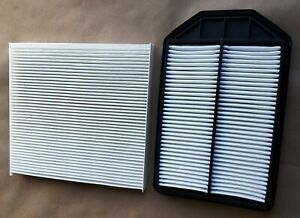 New Engine /& Cabin Air Filter for HONDA CRV 07 08 09 2.4L 4cyl.