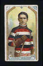 1911-12 C55 IMPERIAL TOBACCO ~ #16 ~ PERCY LESUEUR ~ HALL OF FAME MEMBER