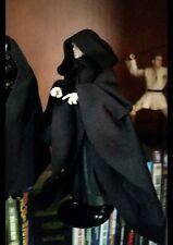 "Star Wars Custom Robe Emperor Darth Sidius Black Series 6 "" figure NO FIGURE"