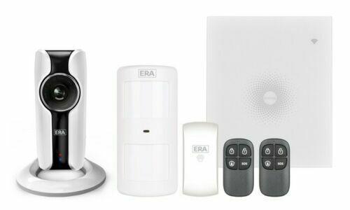 Alarm System Wireless WiFi Communicating Burglar Deterrent Kit Free Delivery