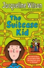 The Suitcase Kid, Wilson, Jacqueline, New Books