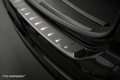 PROTEZIONE PARAURTI per AUDI A5 SPORTBACK (5-porte Hatchback) 2009-14 acciaio