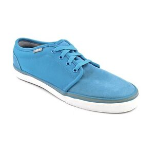 VANS 106 VULCANIZED MLX LIGHT BLUE CHARCOAL sz 10.5 MENS SHOES SKATE ... b6ce0fca6
