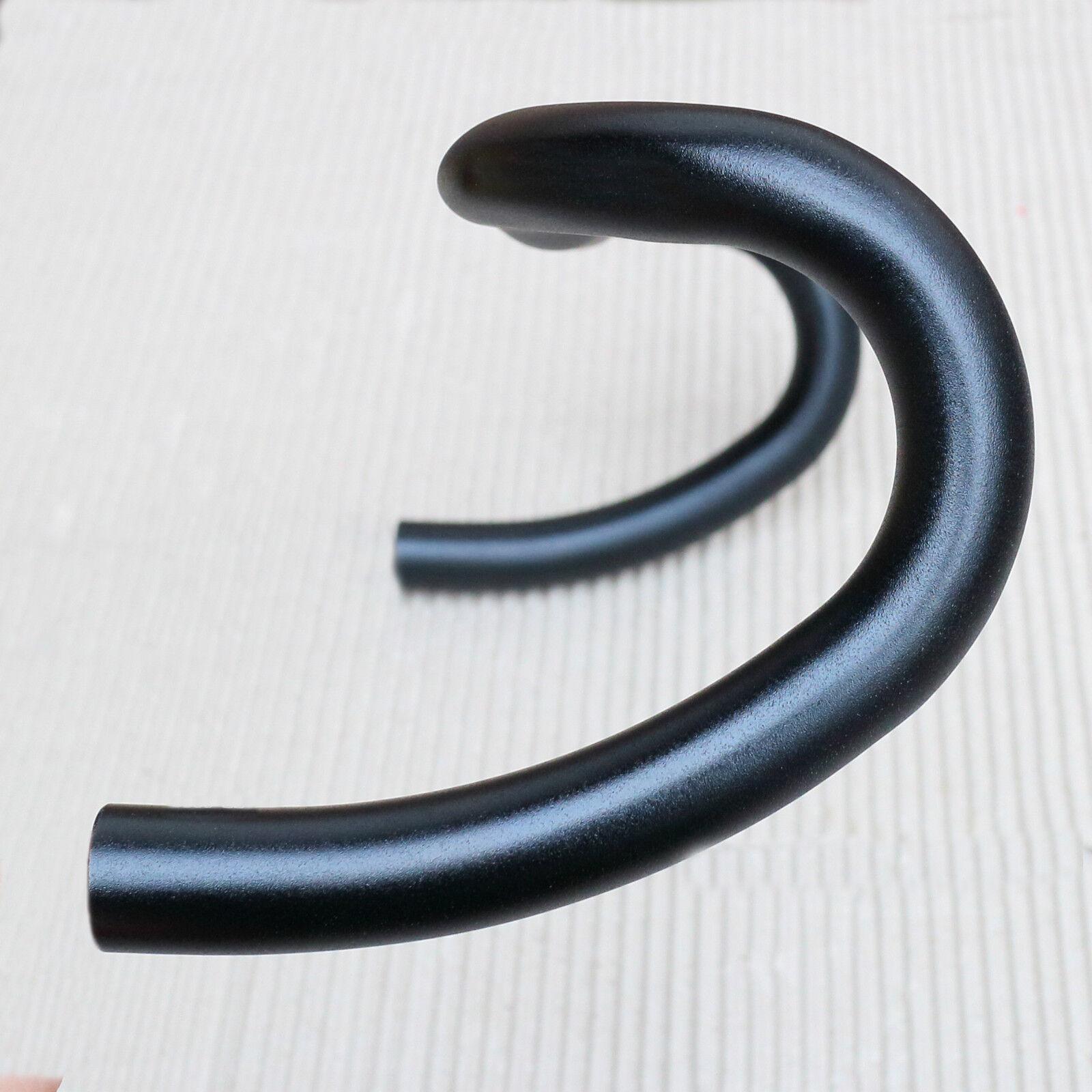 FSA Rennradlenker - Gossamer Compact Road - 31,8 mm - B = 440 mm (c-c) - schwarz