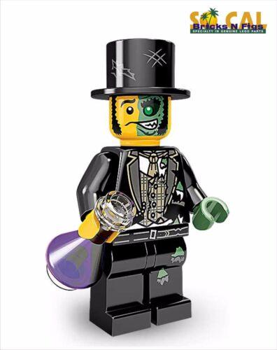 LEGO MINIFIGURES SERIES 9 71000 Mr Good /& Evil NEW