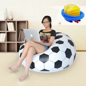 Big-Inflatable-Sofa-Air-Football-Self-Bean-Bag-Chair-Portable-Outdoor-Garden