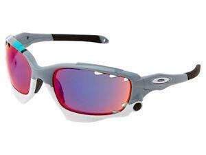 Oakley-Racing-Jacket-30-Years-Sport-Sunglasses-OO9171-23-Fog-Red-Iridium-Black