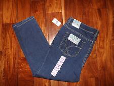 NWT Womens ARIYA Jeans Pull On Curvy Jegging Blue Vintage Wash Jeans Plus Sz 16