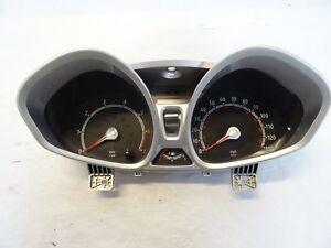 Ford-fiesta-MK7-2009-2012-Gasolina-Cuadro-de-Instrumentos-Sterling-8A6T-10849-FC